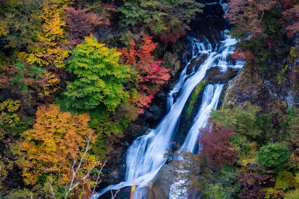 Kirifuri Waterfalls