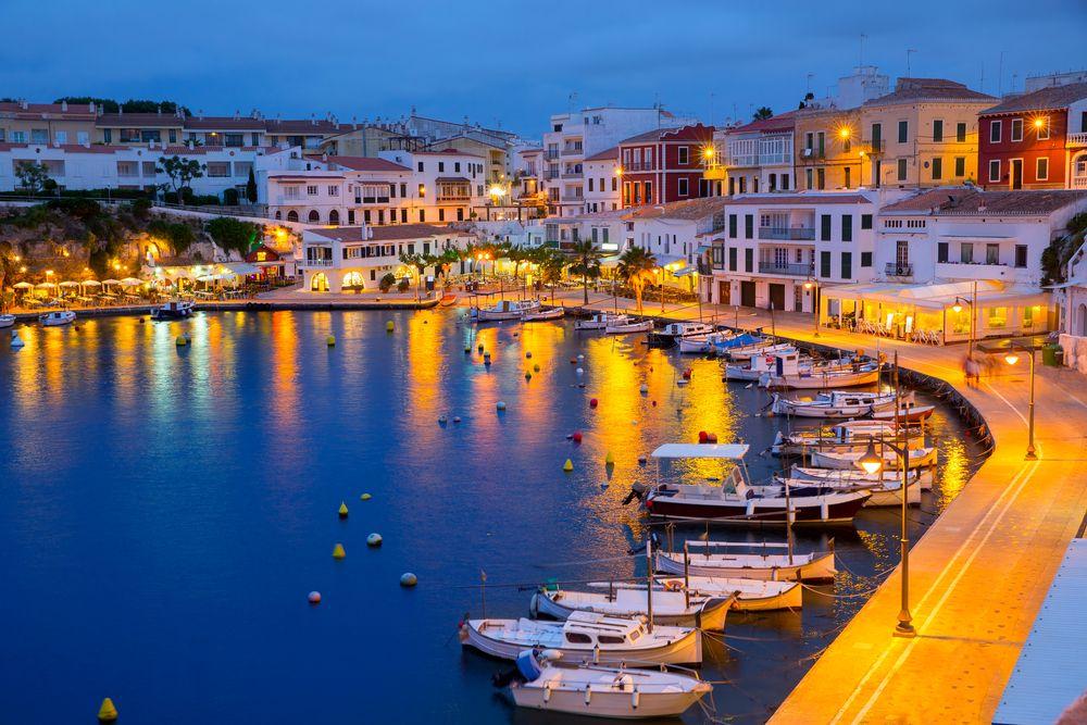 Menorca, Mahon