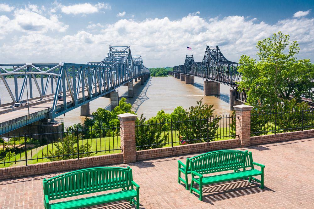 Old Vicksburg Bridge