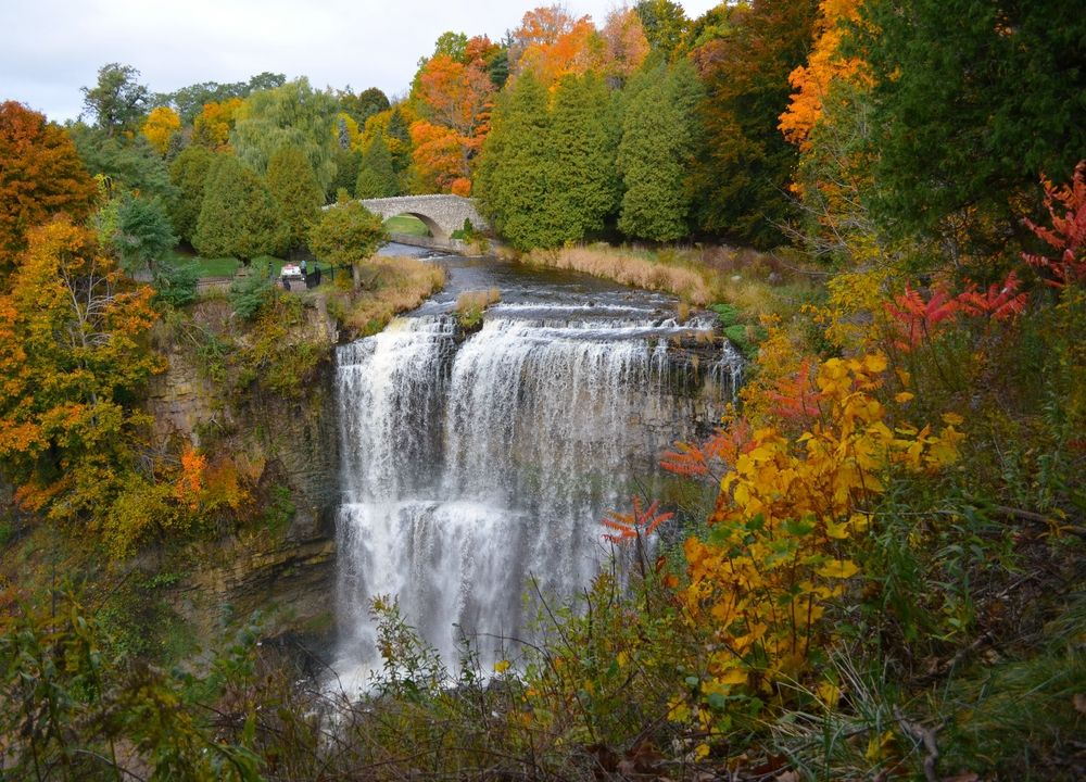The Spencer Gorge/ Webster's Water Falls Conservation Area