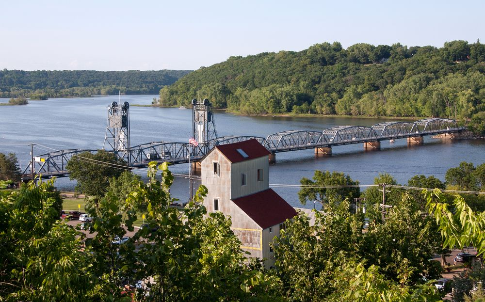 The Stillwater Lift Bridge