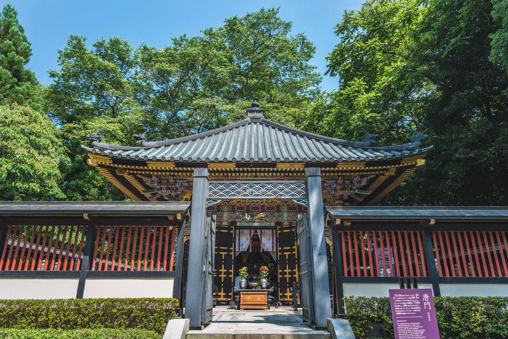 Sendai at Zuihoden