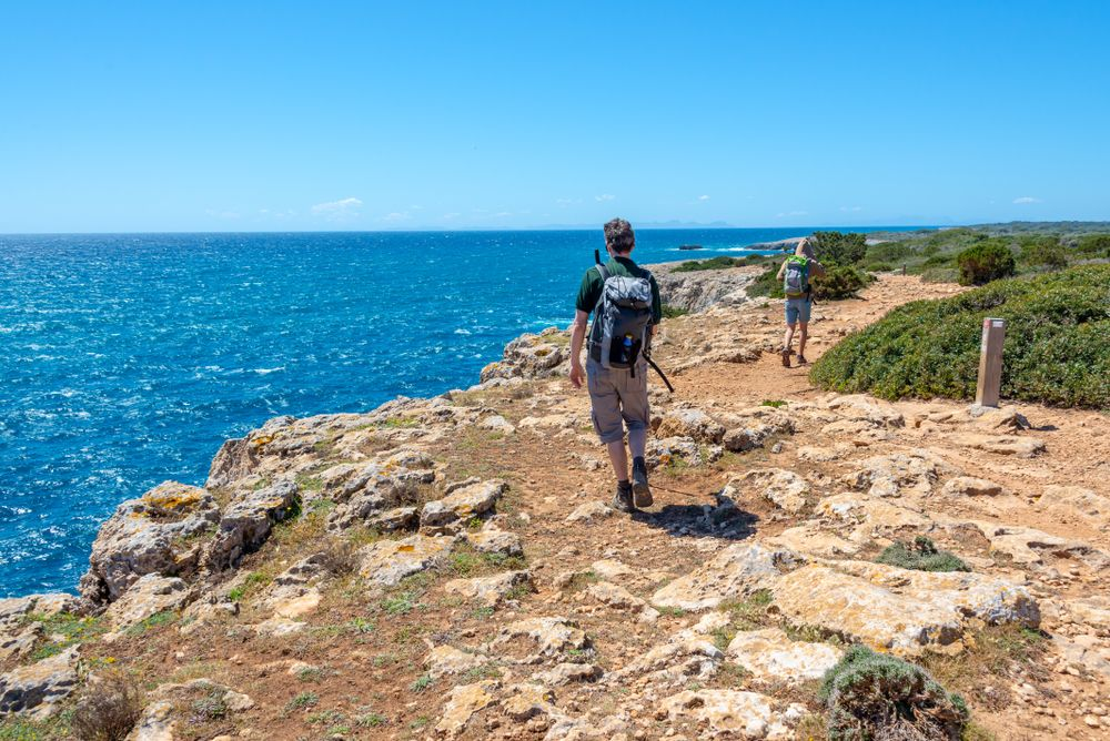 Menorca hiking