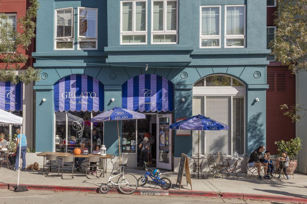 Berkeley restaurant