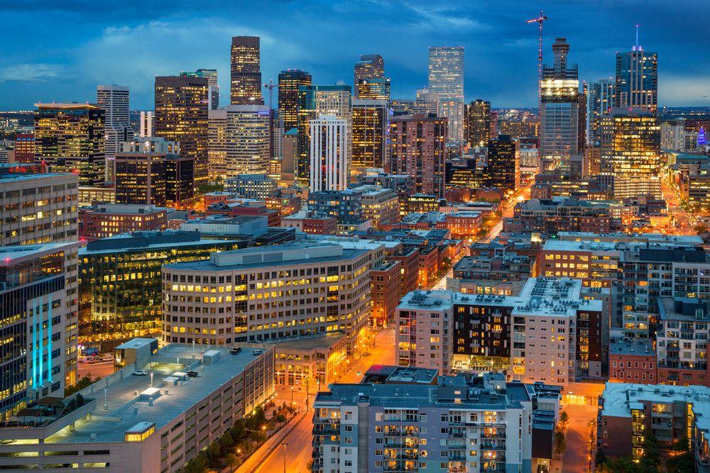 Denver Central Business District