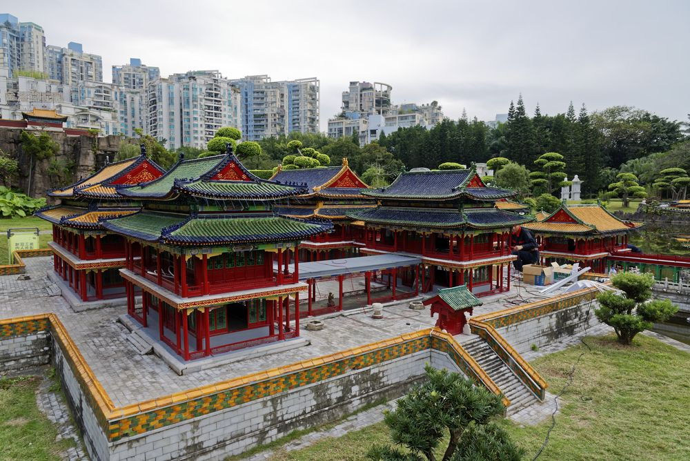 Splendid China Folk Village