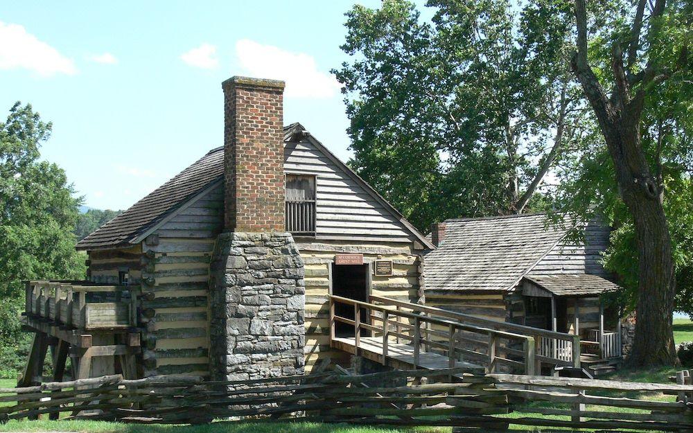 Cyrus McCormick Farm
