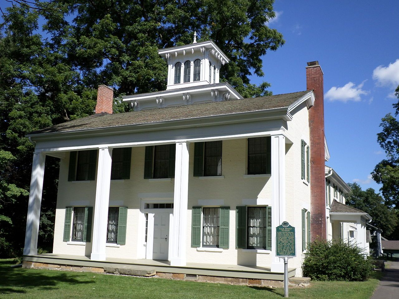 Ella Sharp house and Museum