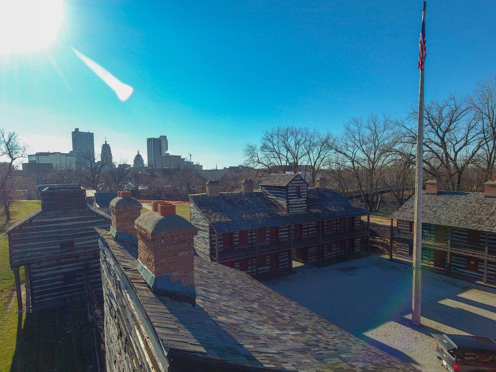 Historic Old Fort Wayne