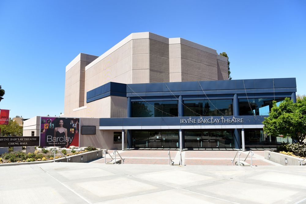 Irvine Barclay Theatre