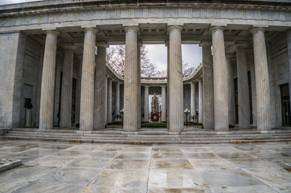William McKinley Memorial Monument