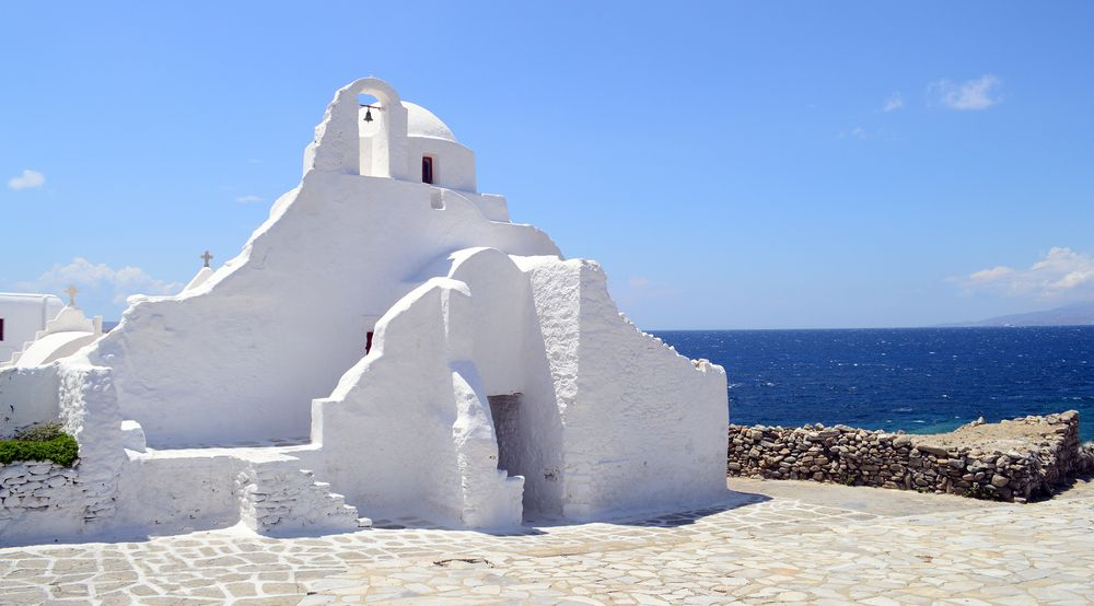 Panagia Paraportiani Church