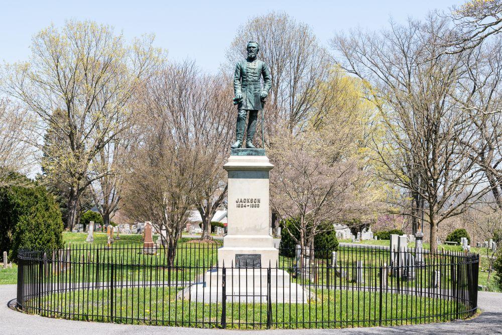 Stonewall Jackson Memorial Cemetery