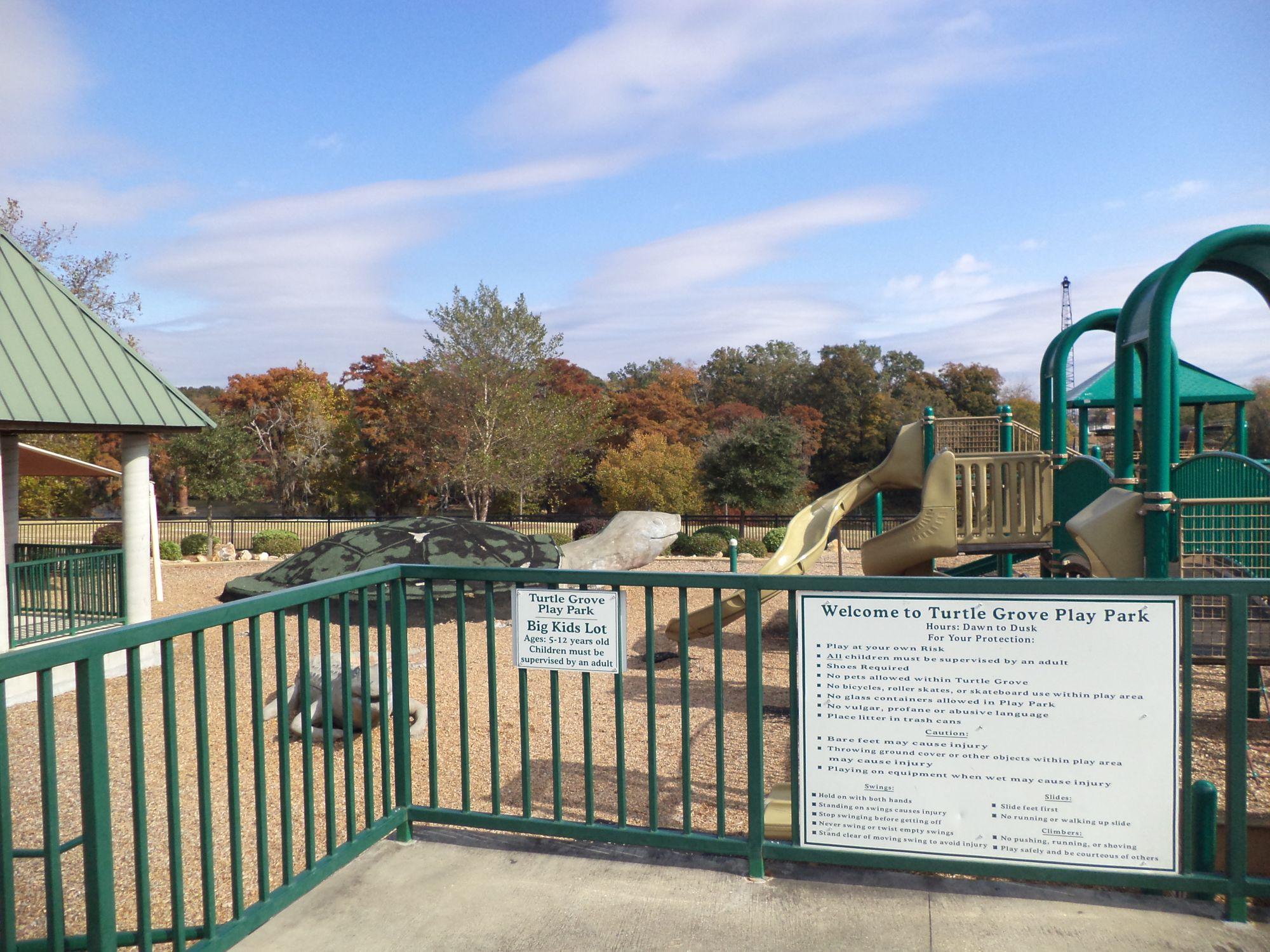 Turtle Grove Park