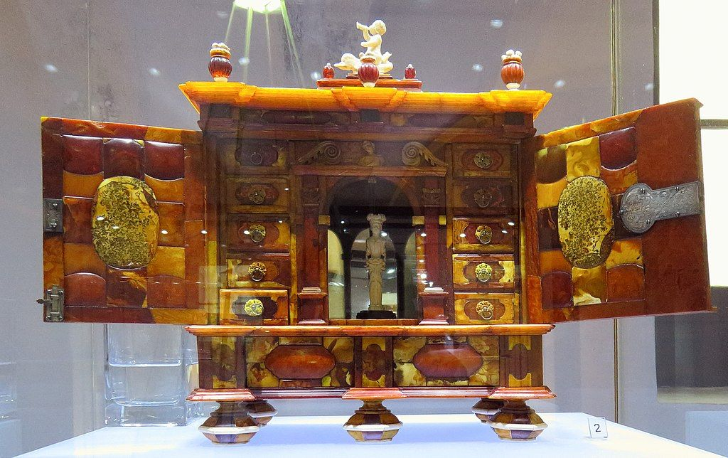 Amber Museum in Gdańsk