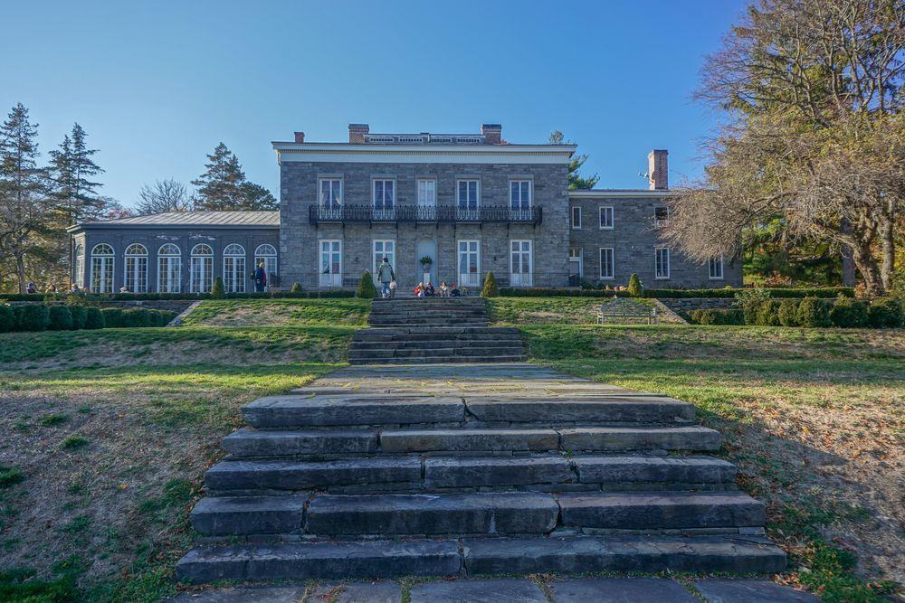 Pelham Bay Park Mansion Museum