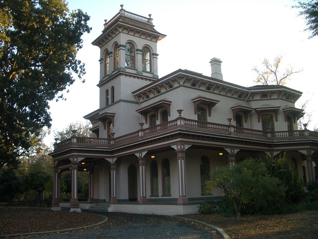 Bidwell mansion State Historic Park