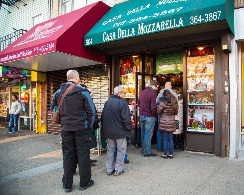 Bronx little Italy