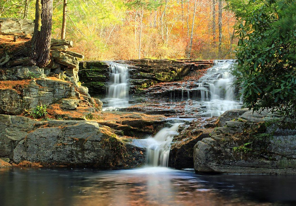 Choke Creek Falls