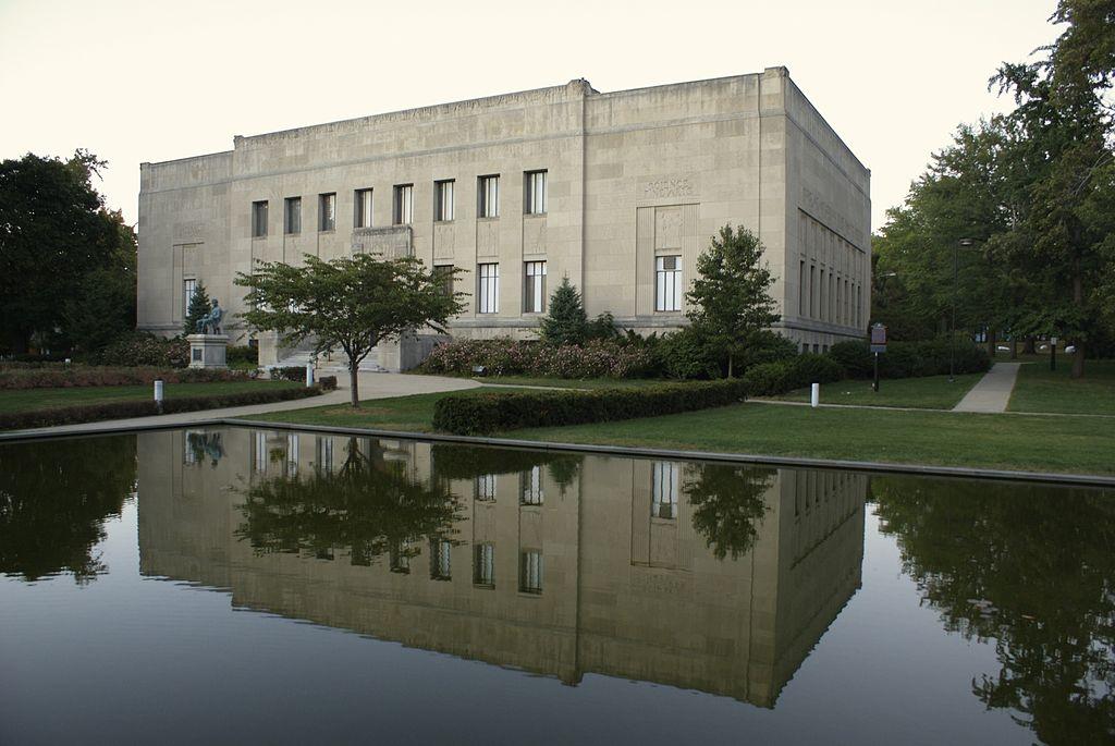 Everhart Museum in Scranton