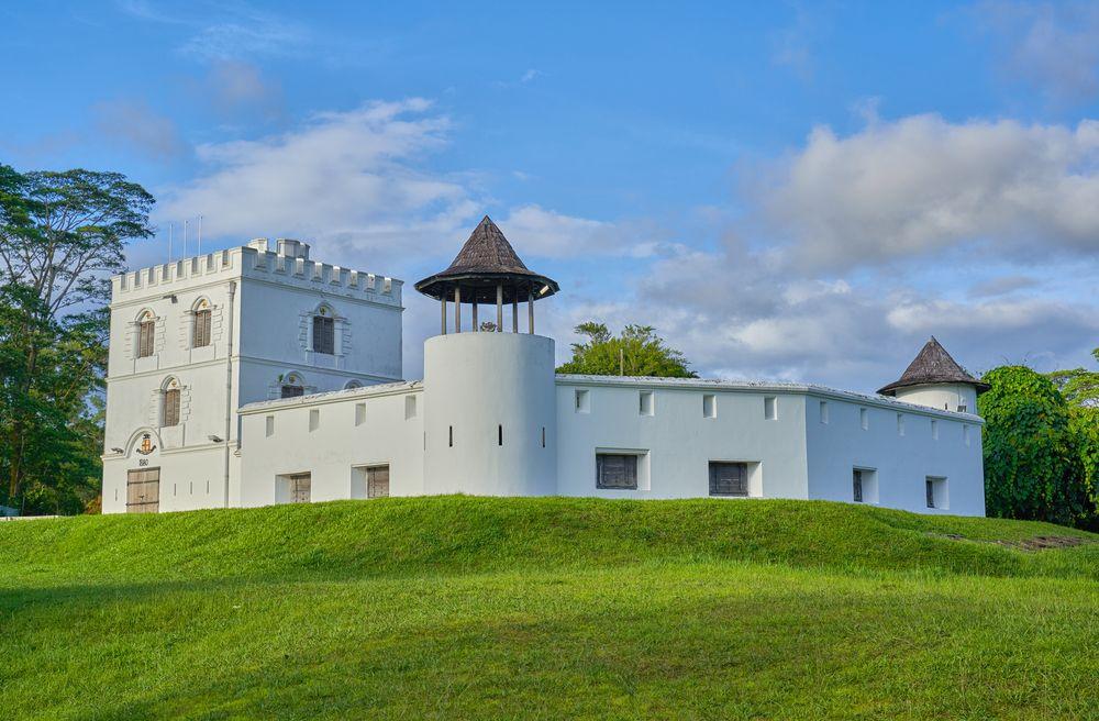 Fort Margherita, Kuching