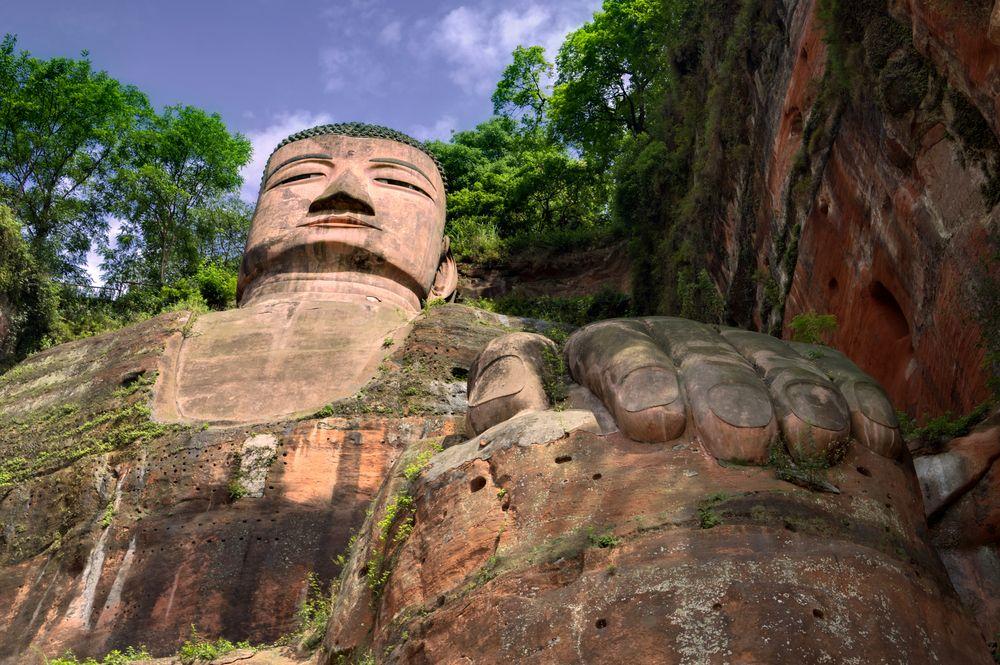 Leshan Giant Buddah