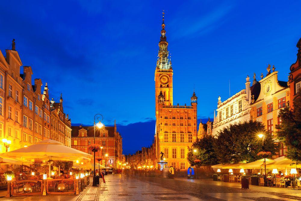 Long Market street, Gdańsk