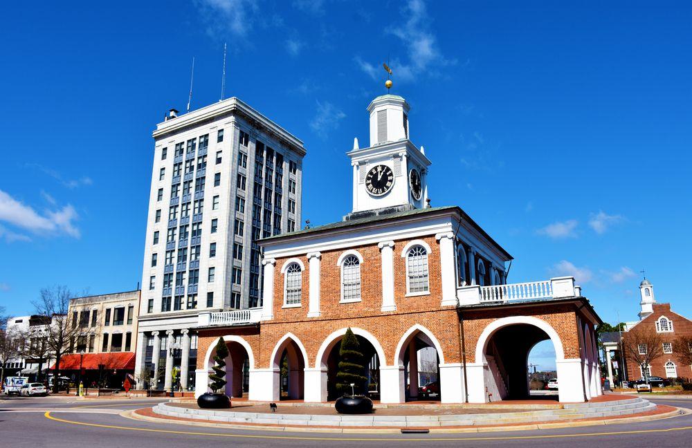 Market House Fayetteville
