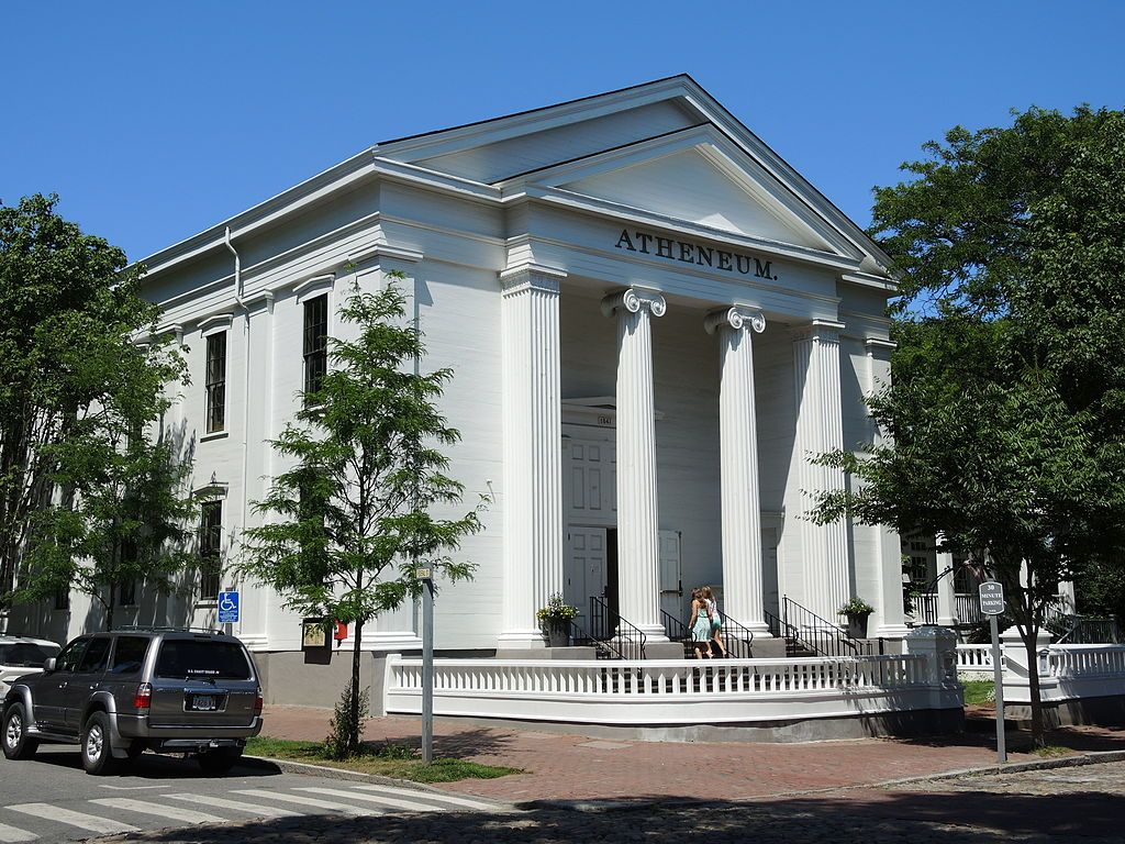 Nantucket Atheneum Library