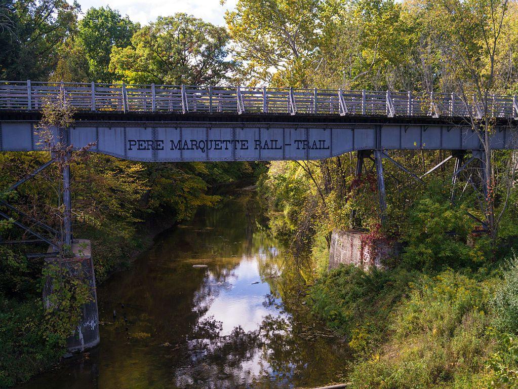 Pere Marquette Rail Trail