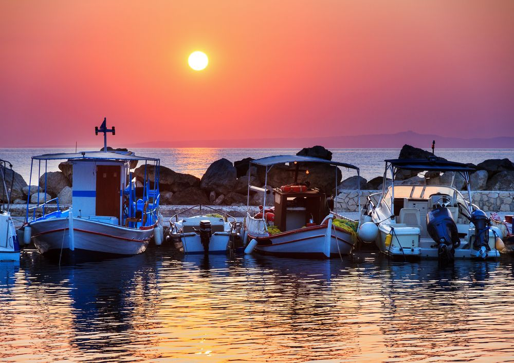 Harbor of Planos, Zakynthos