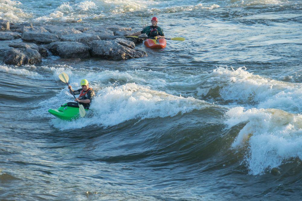 Rafting in Clark Fork River
