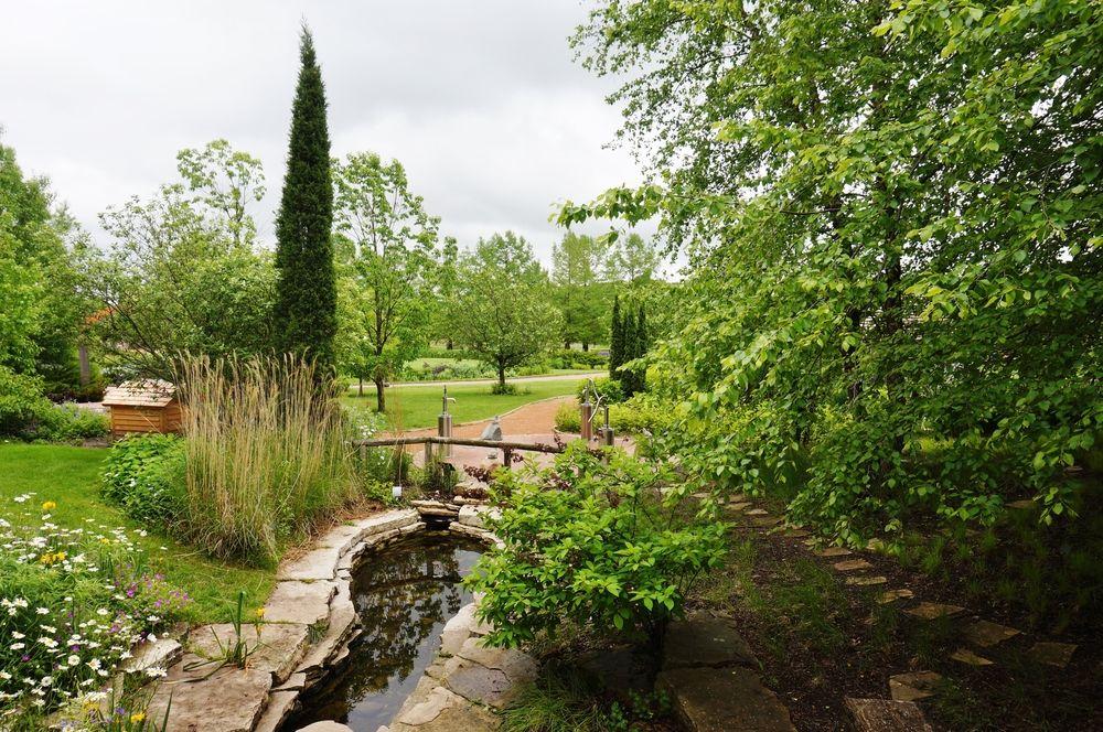 Reiman Gardens in Ames, Iowa