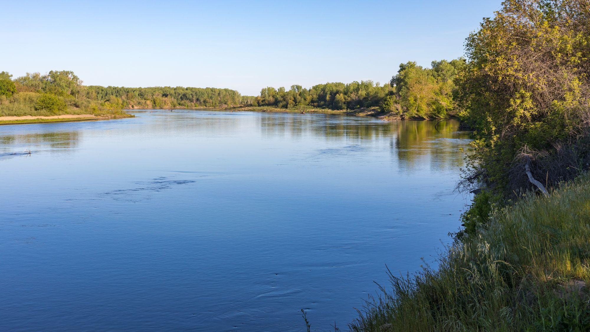 Bidwell Sacramento River