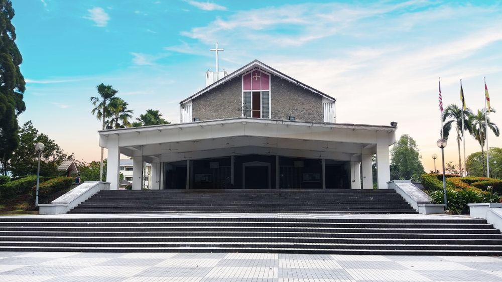 St. Thomas Cathedral, Kuching