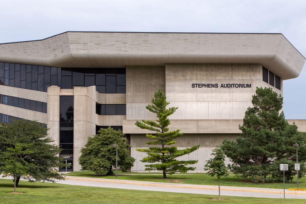 Stephens Auditorium, Iowa
