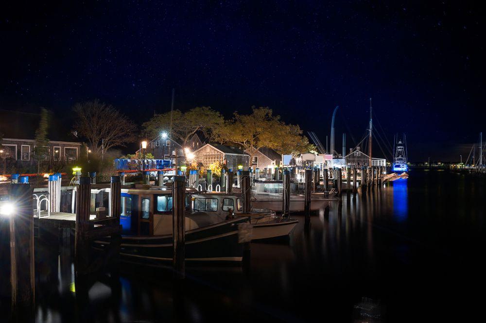 Straight Wharf