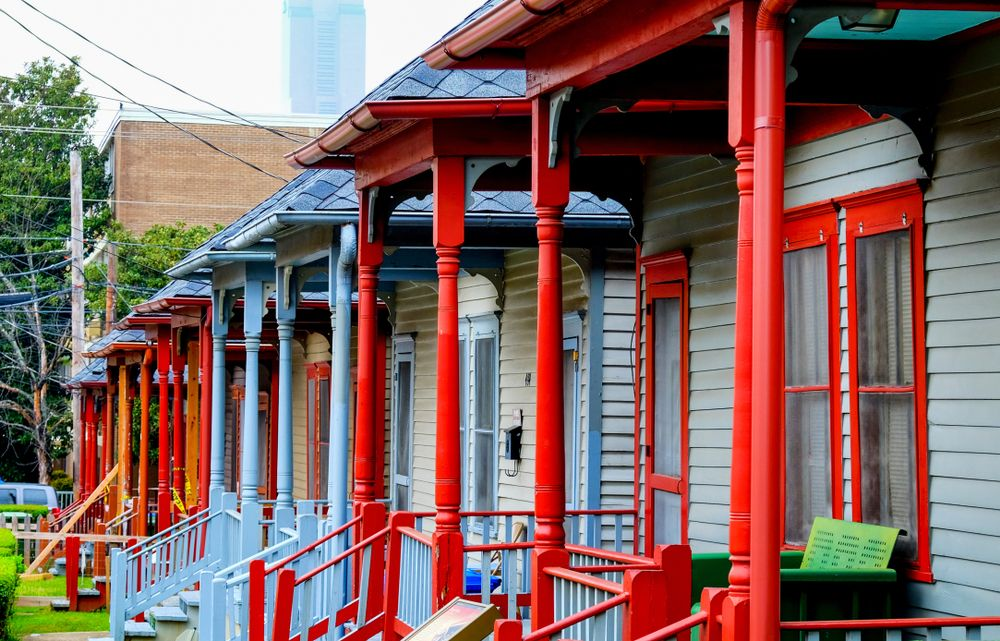 Social housing on Auburn Avenue