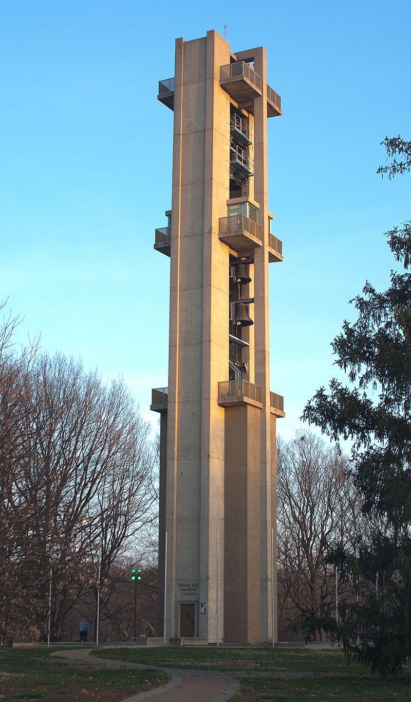 Thomas Rees Memorial Carillon