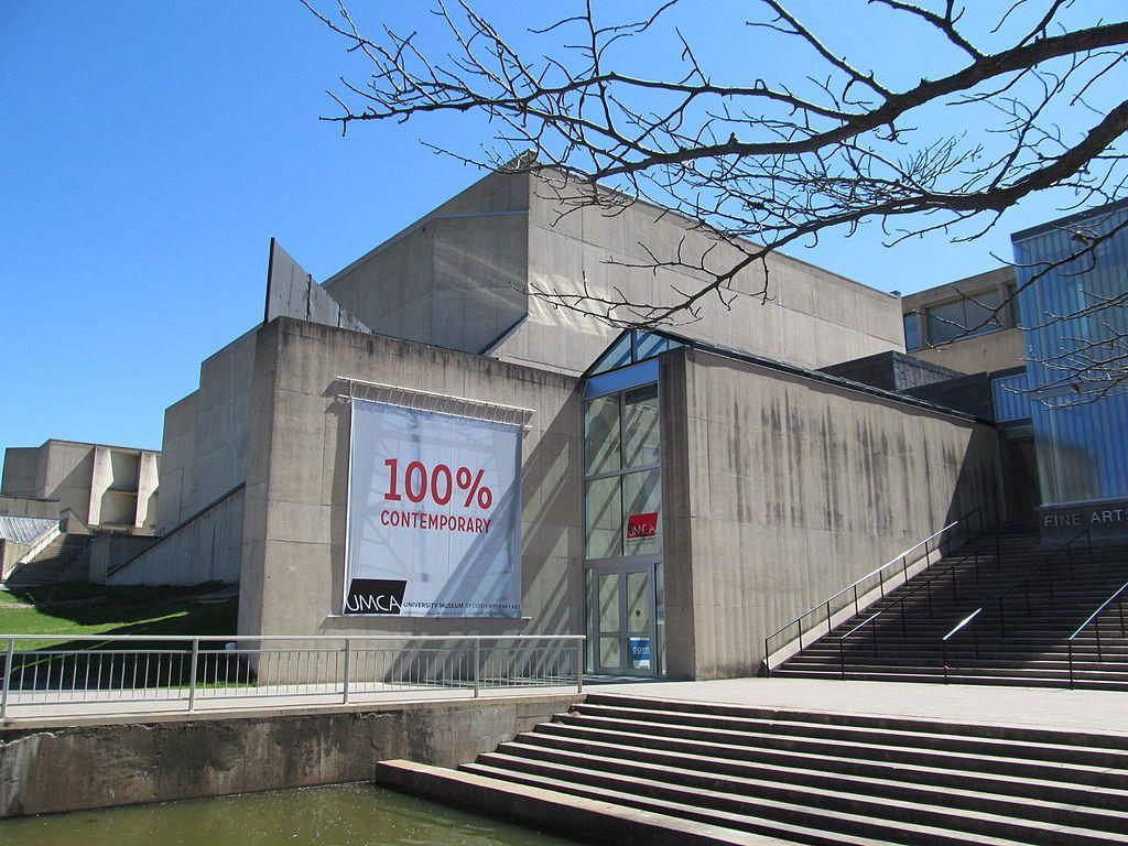 University Museum of Contemporary art, Amherst