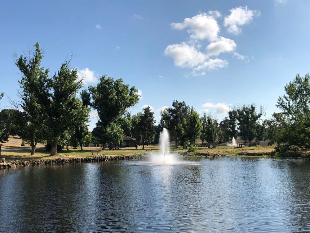 Woodward Park in Fresno