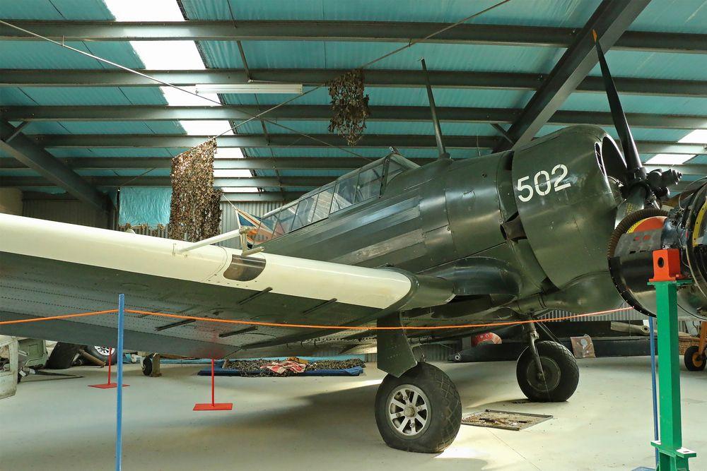 Ballarat Aviation Museum