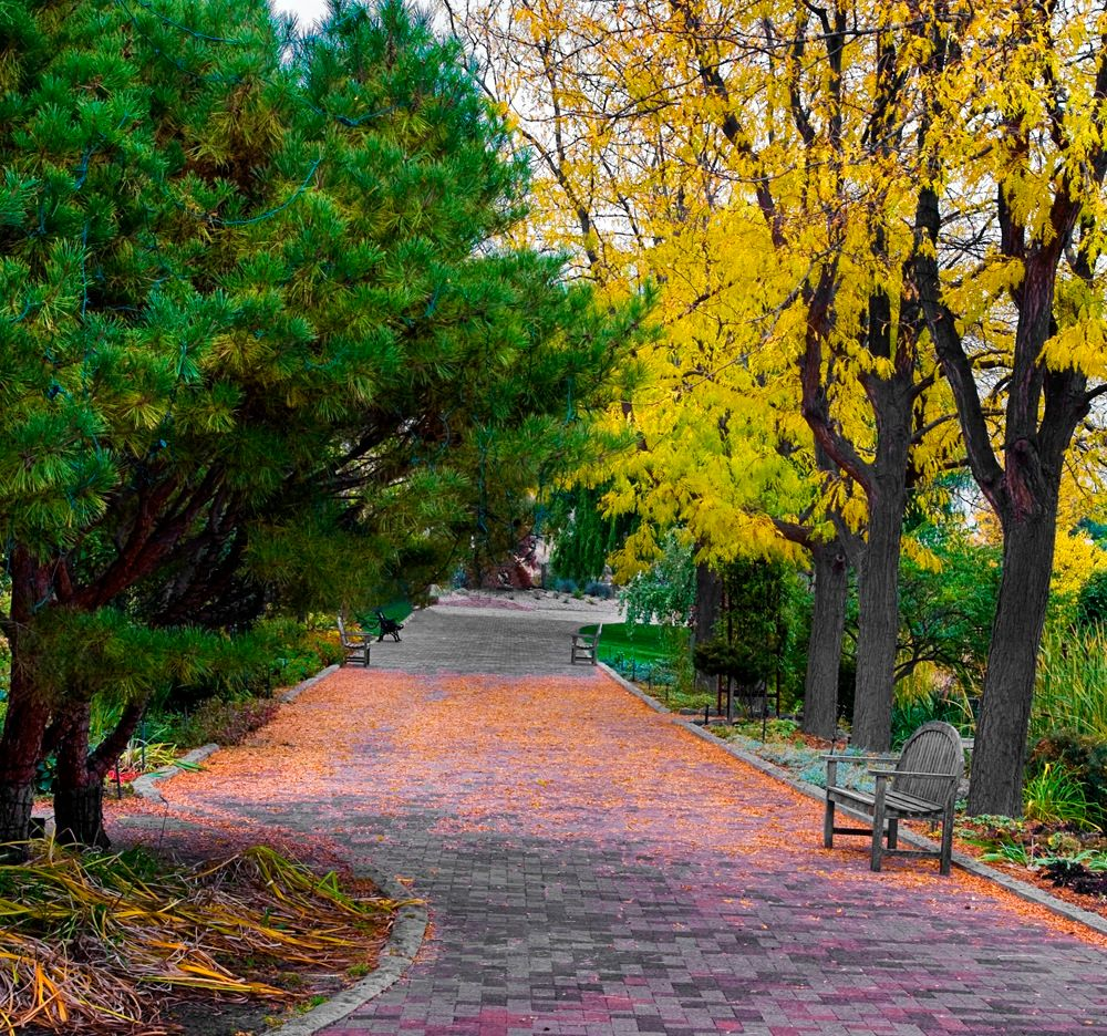Boise Botanical Gardens