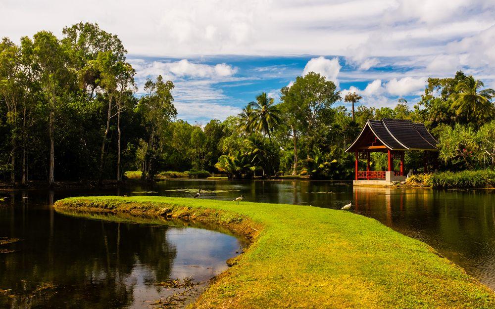 Cairns Chinese Garden