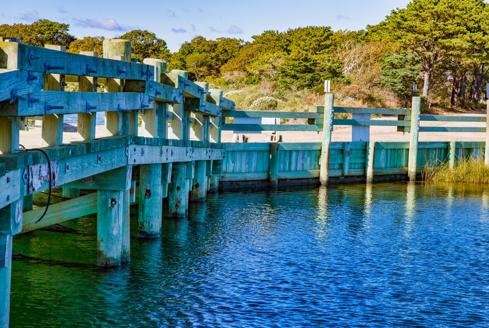 Chappaquiddick bridge