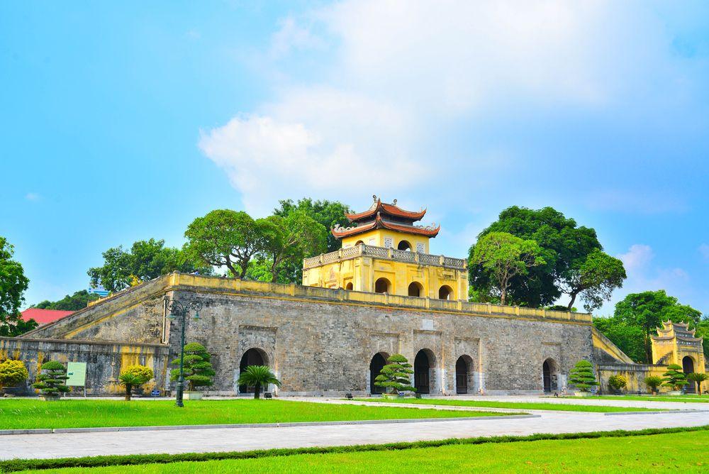 Citadel of Thang Long