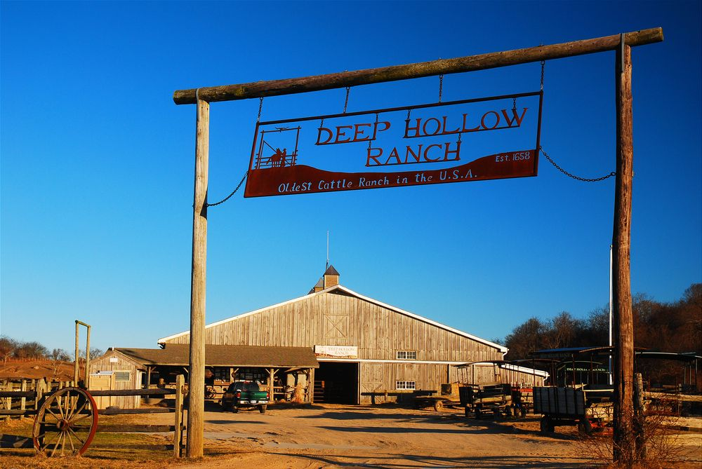 Deep Hollow Ranch