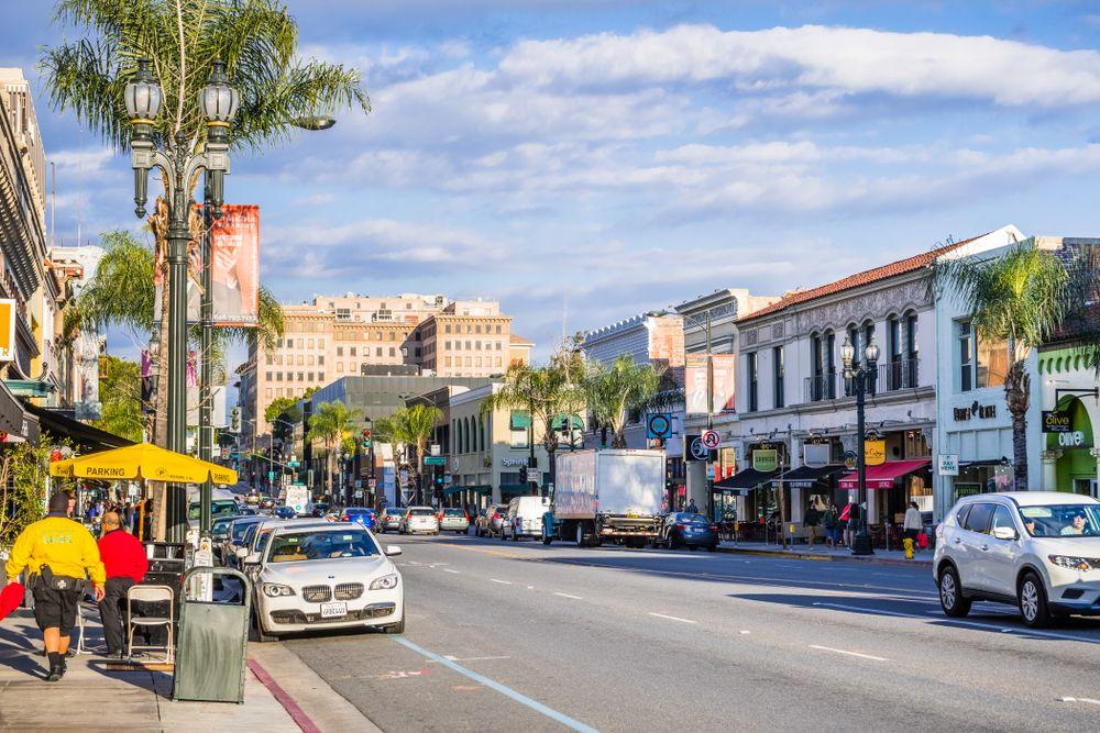 Downtown Pasadena
