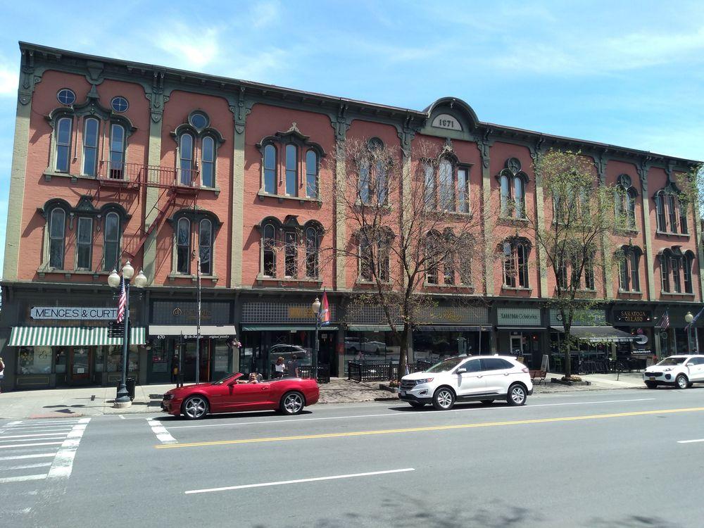 Downtown Saratoga