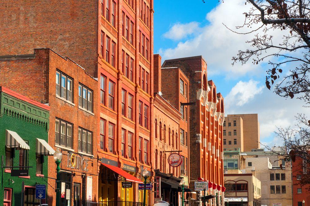 Downtown Syracuse